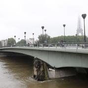 Précipitations records sur une grande partie de la France