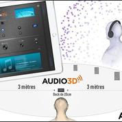 Audio 3D: une nouvelle dimension auditive