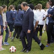 Le fait politique du jour - Benzema, Hollande et le mirage de la France «black-blanc-beur»