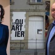 Quimper: Audrey Azoulay soutient le centre d'art contemporain menacé