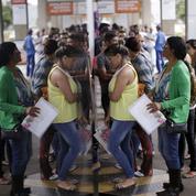 Le Brésil s'enfonce dans la récession sur fond de crise politique et de scandale de corruption