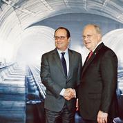 La Suisse, maître d'œuvre du tunnel de tous les records