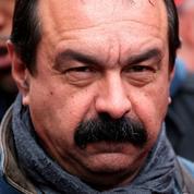 Philippe Martinez, la star du congrès du PCF