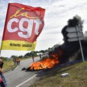 Les ports, les centrales, Gattaz… les actions coup de poing des grévistes CGT