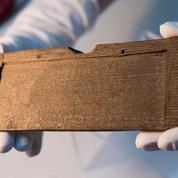 Une «correspondance» de l'ère romaine retrouvée à Londres
