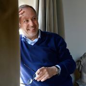 Fabrice Luchini joue avec François Hollande