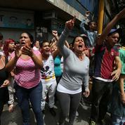 Venezuela : «Nous avons faim» scandent les manifestants devant la présidence
