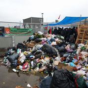 En bloquant le traitement des ordures ménagères, la CGT ouvre un nouveau front