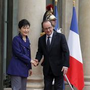 La Corée va investir 500 millions d'euros dans des entreprises françaises
