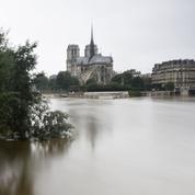 Crue de la Seine : Notre-Dame, fermée durant deux heures
