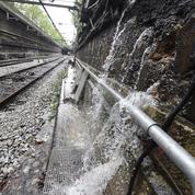 Routes fermées ou trains perturbés : les transports à la peine après les crues