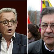 Entre le PCF et Mélenchon, la gauche radicale «entre deux chaises»