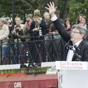 Présidentielle : Mélenchon lance sa campagne anti-Hollande