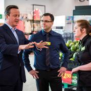 Les Britanniques se défient de la campagne de Cameron