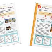 Réforme du collège: les exercices décalés des manuels scolaires