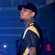 Cannes: Chris Brown piétine la tête d'un de ses spectateurs