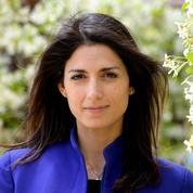 Virginia Raggi, candidate anti-partis, en tête des municipales à Rome