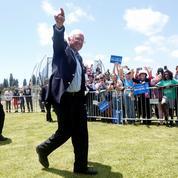 En Californie, une bataille cruciale entre Hillary Clinton et Bernie Sanders