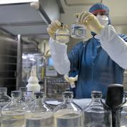 Le LFB crée une nouvelle usine de médicaments à Arras