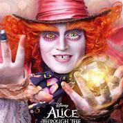 Alice, de l'autre côté du miroir :quand Johnny Depp prend le temps de s'amuser