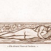 Les États-Unis rhabillent les nus de la pochette de l'album de Tri Yann