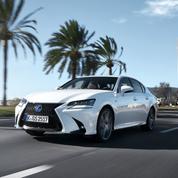Lexus GS 450h, un agréable voyage en mode hybride
