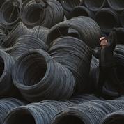 Le trop-plein d'acier chinois inquiète le monde