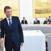 Rodolphe Saadé, héritier et fin timonier chez l'armateur CMA CGM