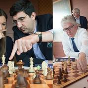 La fille de Navarro défie le champion du monde d'échecs