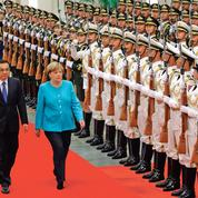À Pékin, Merkel presse la Chine de réformer sur fond de guerre commerciale de l'acier