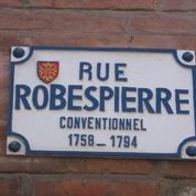 Madame Hidalgo, une rue de Paris doit porter le nom de Robespierre