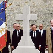 François Hollande a rendu hommage au général de Gaulle