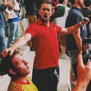 Un supporter gallois s'est endormi au stade devant la victoire de son équipe