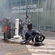 Loi travail : nouvelle journée de manifestation ultraviolente à Paris