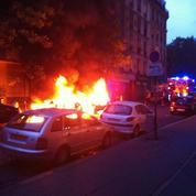 Voitures incendiées, magasin saccagé : des centaines de casseurs dans les rues de Paris