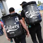 Euro 2016 : le sponsor Carlsberg fait débat