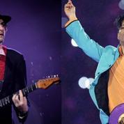Prince honoré à La Défense Jazz festival par Matthieu Chedid