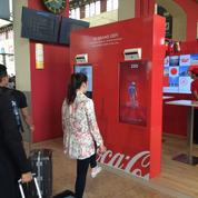 Coca-Cola lance un nouveau concept de point de vente