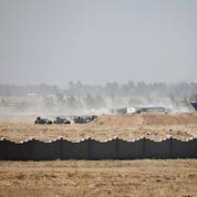 Irak : percée de l'armée irakienne à Faloudja contre Daech