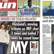 «Elle croyait en un monde meilleur»: la presse britannique rend hommage à Jo Cox