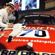 Brad Pitt, Jackie Chan, Jason Statham,Keanu Reeves, du beau monde aux 24 heures du Mans