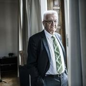 Winfried Kretschmann, un Vert au goût de kiwi