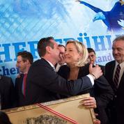 À Vienne, Marine Le Pen brandit «l'Europe des nations»