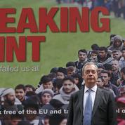 L'affiche anti-migrants de Nigel Farage choque la classe politique britannique