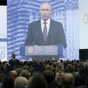 Vladimir Poutine cherche à rassurer les entreprises étrangères