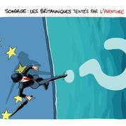Le dessin d'Ixène : «Le Brexit»