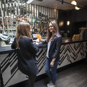Danico, bar à cocktails de la galerie Vivienne