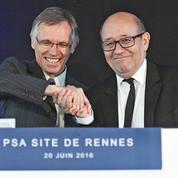 PSA redonne un avenir à son usine rennaise
