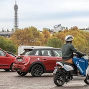 J'ai testé le Cityscoot, le scooter en libre usage