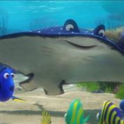 Le Monde de Dory meilleur démarrage de l'histoire du film d'animation
